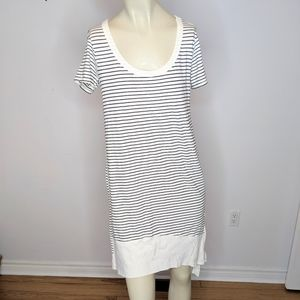 Anthropologie - left of center dress